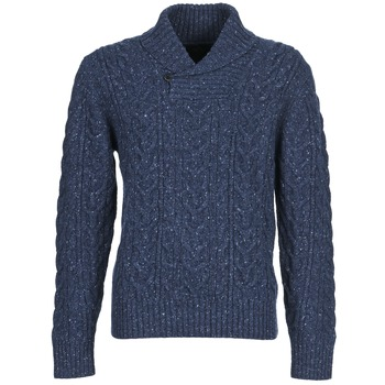 Clothing Men jumpers Otto Kern AFANASY Marine