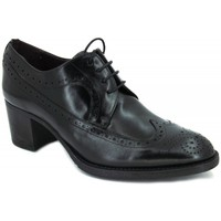 Shoes Women Derby Shoes & Brogues Luis Gonzalo 4350M black