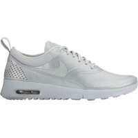 Shoes Men Low top trainers Nike Air Max Thea SE GS White-Grey-Silver