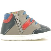 Shoes Boy Hi top trainers Chicco 01056487000000 Scarpa culla Kid Blu