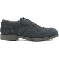 Shoes Men Derby Shoes Nero Giardini A604391U Lace-up heels Man Blu