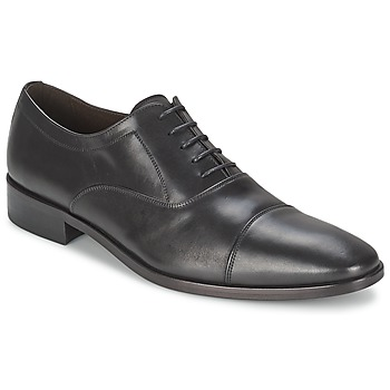 Shoes Men Brogues So Size INDIANA Black