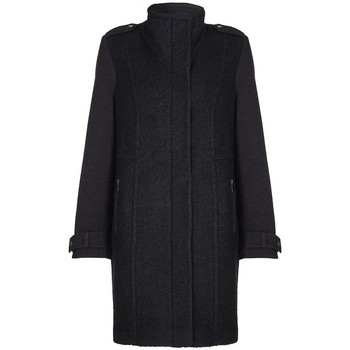 Clothing Women Duffel coats Anastasia - Black Womens Wool Winter Coat Black