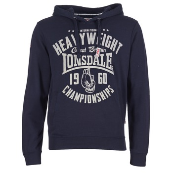 Clothing Men sweatpants Lonsdale INGLETON Blue