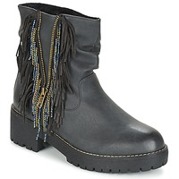 Shoes Women Mid boots Coolway BARINA Black