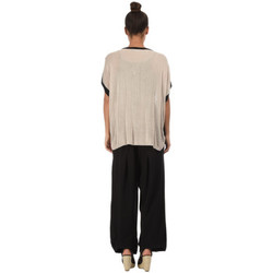 Clothing Women Tops / Blouses Bella Blue Top CELINE black