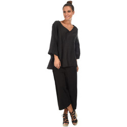 Clothing Women Tops / Blouses Bella Blue Top LALY black