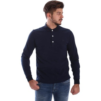 Clothing Men long-sleeved polo shirts U.S Polo Assn. U.s. polo assn. 36085 47773 Polo Man Blu