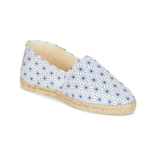 Shoes Women Espadrilles Maiett ASANOHA Blue / White