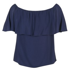 Clothing Women Tops / Blouses Betty London GIVATE Marine