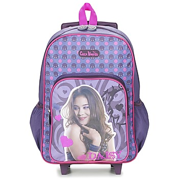 Bags Girl Rucksacks / Trolley bags Dessins Animés CHICA VAMPIRO SAC A DOS TROLLEY Purple
