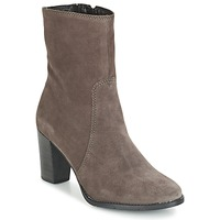Shoes Women Ankle boots Tamaris JENNY ANTHRACITE