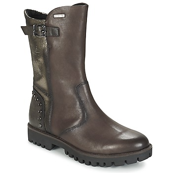 Shoes Women Mid boots Tamaris FELIX Grey