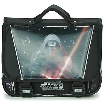 Bags Boy Satchels Disney STAR WARS CARTABLE 38CM Black