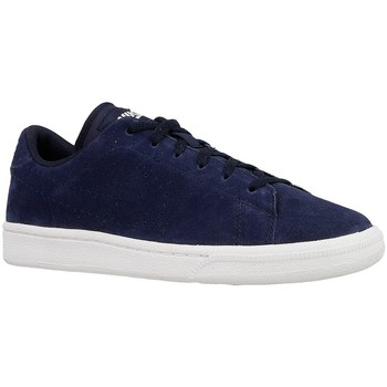 Shoes Children Low top trainers Nike Tennis Classic Prm Navy blue