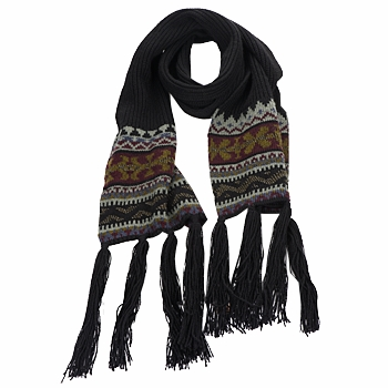Clothes accessories Women Scarves / Slings Essentiel ZILE Black / Kaki