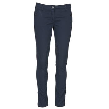 Clothing Women chinos U.S Polo Assn. PRISCILLA Marine