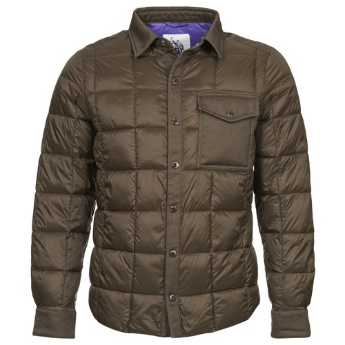 Clothing Men Jackets U.S Polo Assn. PADDED Bronze