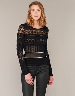 Clothing Women jumpers Morgan MARAI Black