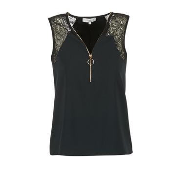 Clothing Women Tops / Blouses Morgan OBLOW Black