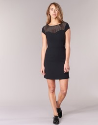 Clothing Women Short Dresses Morgan RENAL Black