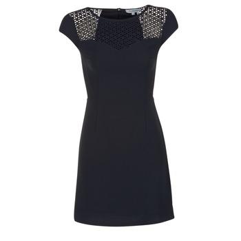 Clothing Women Short Dresses Morgan RENAL Black