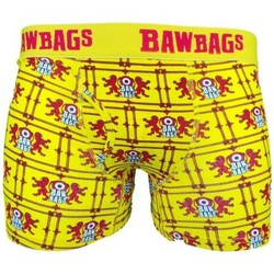 Clothing Men Trunks / Underwear Bawbags Lion yellow