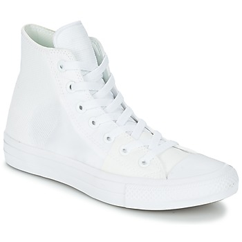Shoes Women Hi top trainers Converse CHUCK TAYLOR ALL STAR II - HI White / White / White