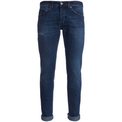 Clothing Men Trousers Dondup Jeans Don Dup modello George lavaggio medio Blue