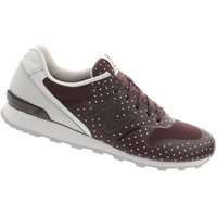 Shoes Women Low top trainers New Balance WR996KC Burgundy-White
