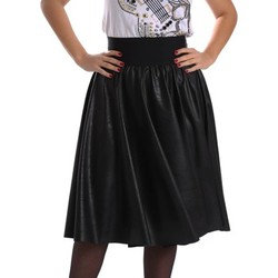 Clothing Women Skirts Denny Rose 64DR17003 Skirt Women Black Black