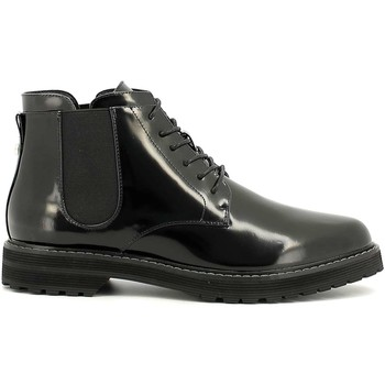 Shoes Men Mid boots Gaudi V62-64942 Elegant shoes Man Ner0 Ner0