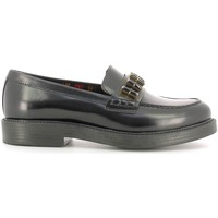 Shoes Women Loafers Soldini 19966-2 Mocassins Women Black Black