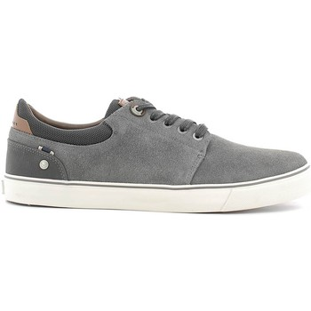 Shoes Men Walking shoes Wrangler WM162110 Sneakers Man Grey Grey