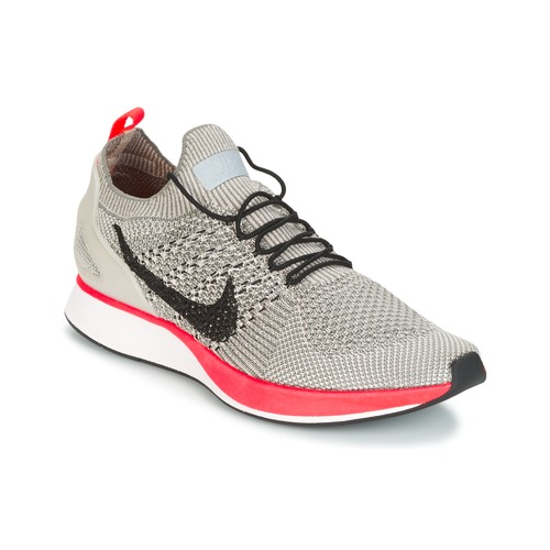 Shoes Women Low top trainers Nike AIR ZOOM MARIAH FLYKNIT RACER PREMIUM W Grey / Pink