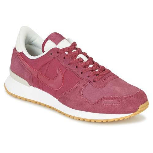 Shoes Men Low top trainers Nike AIR VORTEX LEATHER Bordeaux
