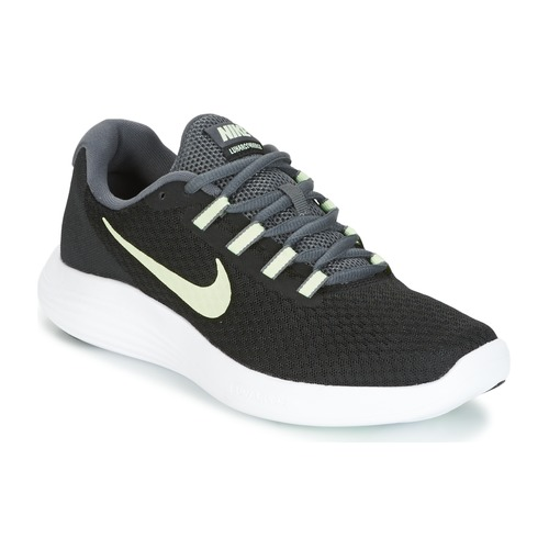 Shoes Women Running shoes Nike LUNARCONVERGE W Black / Yellow