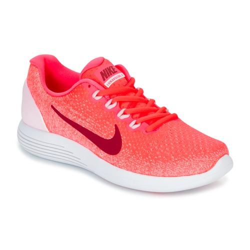 Shoes Women Running shoes Nike LUNARGLIDE 9 W Pink