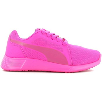 Shoes Children Fitness / Training Puma 360873 Sport shoes Kid Pink Pink