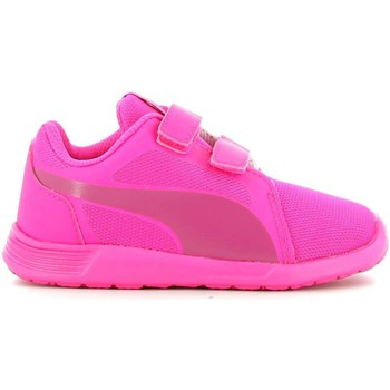 Shoes Children Walking shoes Puma 360874 Sport shoes Kid Fucsia/bianco Fucsia/bianco