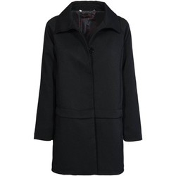 Clothing Children coats Café Noir JI738 Coat Women Nero