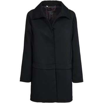 Clothing Women coats Café Noir JI738 Coat Women Nero