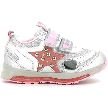 Shoes Children Walking shoes Lumberjack SG02405 006 M66 Sneakers Kid Silver Silver