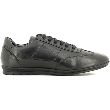 Shoes Men Low top trainers Lumberjack SM23803 002 B01 Shoes with laces Man Nero