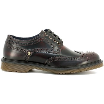 Shoes Men Derby Shoes Wrangler WM162090 Lace-up heels Man Bordo'