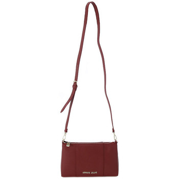 Bags Women Bag Armani jeans SHOULDER BAG BORDO Bordeaux