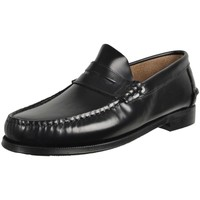 Shoes Children Loafers Privata 975 Black