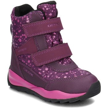 Shoes Children Snow boots Geox Junior Orizont Violet