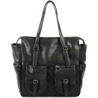 Bags Bag Acqua Di Perla APRB26718 Bag average Accessories Black Black