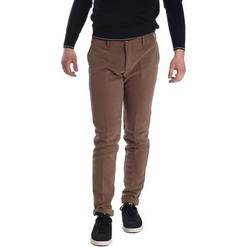 Clothing Men 5-pocket trousers Marina Yachting B20271102640 23026 Trousers Man Beige Beige